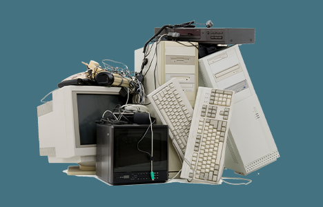 Computers, Televisions & Electronic Waste